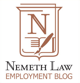 Nemeth Law Employment Blog